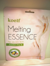 /Корейская косметика.Маска для рук Koelf Melting Essence Hand Mask
