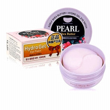 Патчи для глаз Koelf Pearl Shea Butter Hydrogel Eye Patch