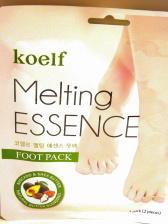 Маска-носочки для ног (foot mask) Koelf | Кольф 25г